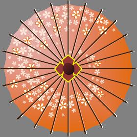 Sakurafubukiwagasa