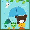 ~楽しい雨の日を描こう~「後編」