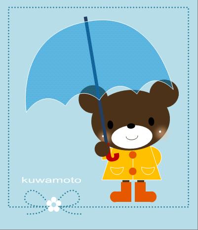 ~楽しい雨の日を描こう~「前編」