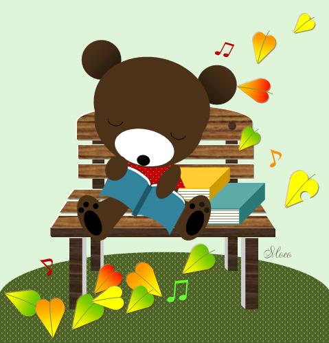 ~読書の秋を描こう~ 「後編」