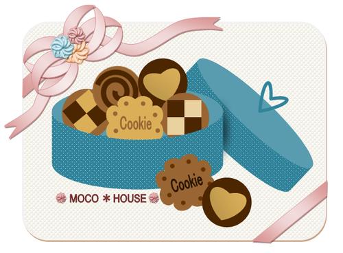 ホワイトデーを描こう  クッキー